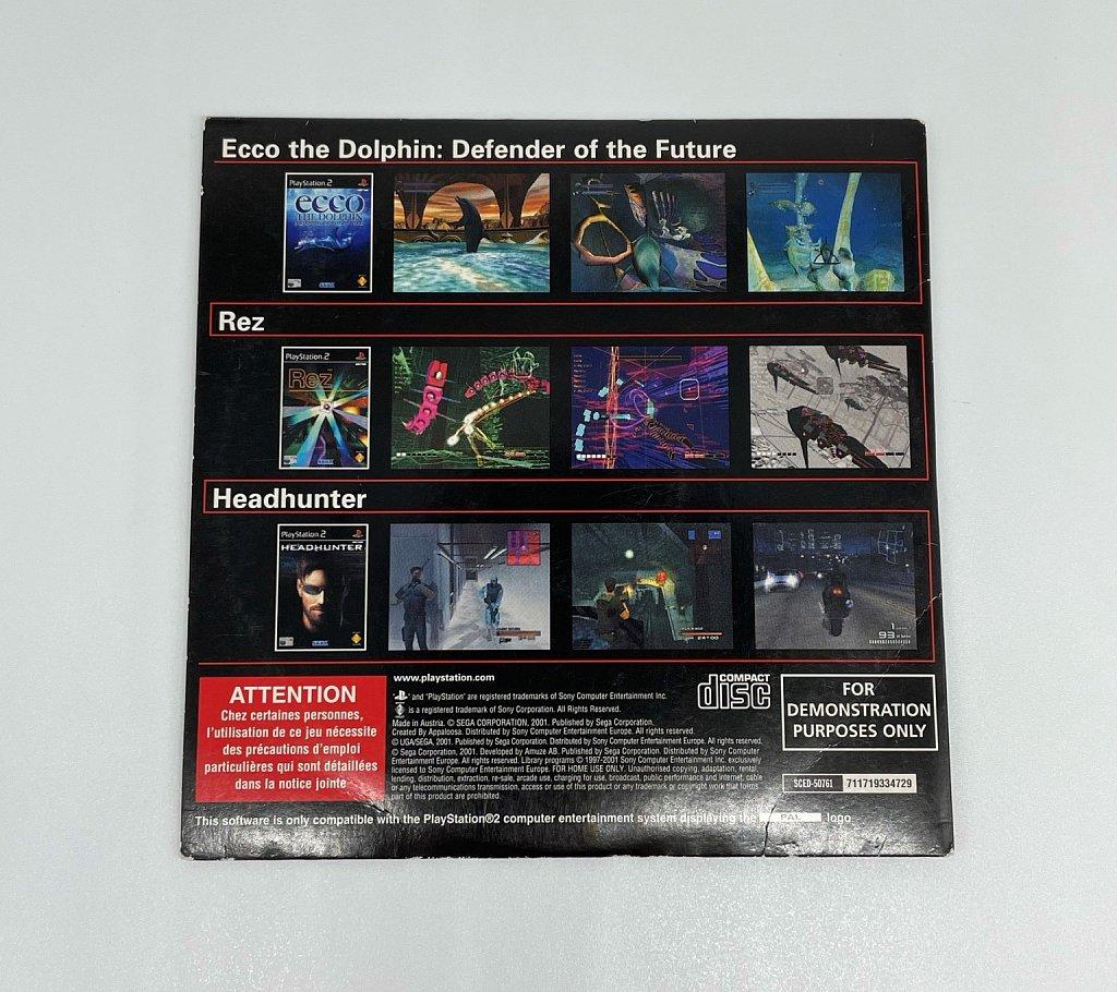 EU PS2 Demo