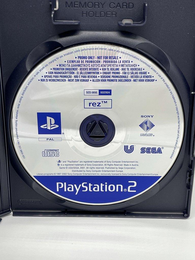 PAL PS2 Promo