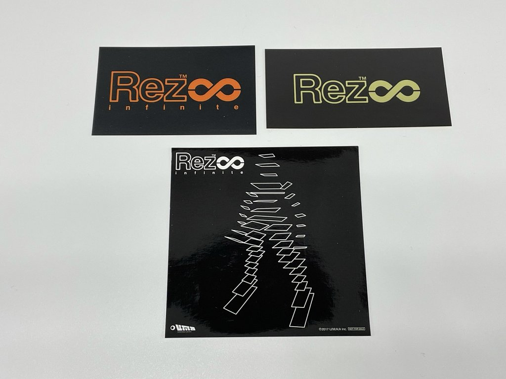 Rez Infinite Stickers