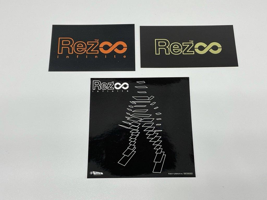 Rez Infinite Stickers