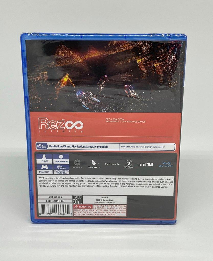 PS4 Rez Infinite