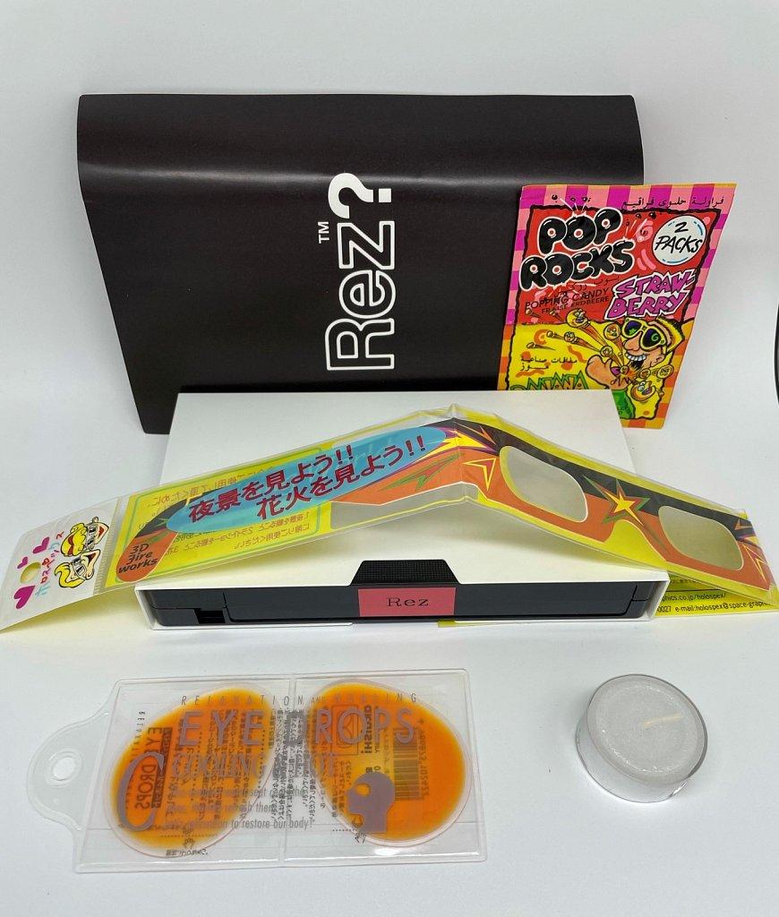 Rez Promo Kit