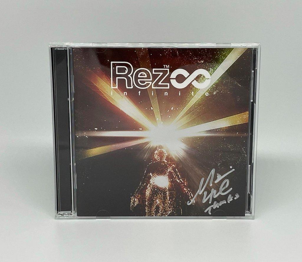 Rez Infinite CD Soundtrack