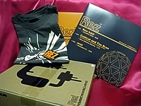Rez Analog Record Limited Box (Archive Photo)